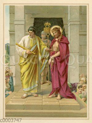 Verurteilung Jesu zum Tode