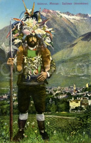 Saltner (Weinhüter) in Meran (Südtirol)