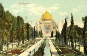 Taj Maha in Agra