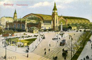Hamburg: Hauptbahnhof