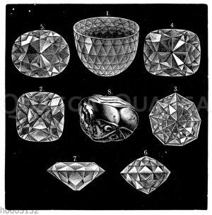 Berühmte Diamanten