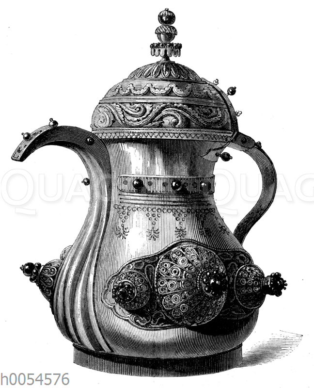 Kaffeekanne der Sultana valida