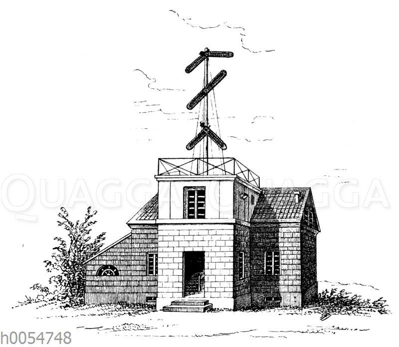 Preußische optische Telegrafen-Station