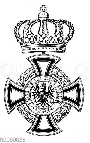 Hohenzollernscher Haus-Orden (Preußen)