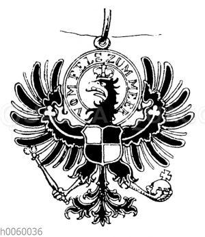 Adler des Hohenzollernschen Haus-Ordens (Preußen)
