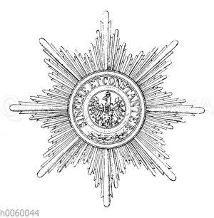 Stern zum Großkreuz des Roten Adler-Ordens (Preußen)