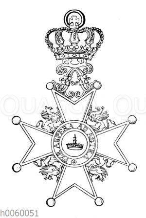 Haus-Orden der Wendischen Krone (Mecklenburg-Schwerin und Strelitz)