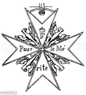 Ordre pour le mérite für Militär (Preußen)