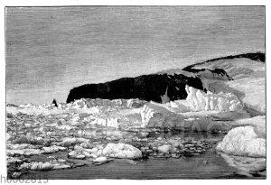 Kap Christiansen in Grönland
