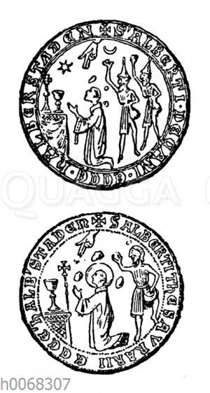 Die Steinigung des Stephanus