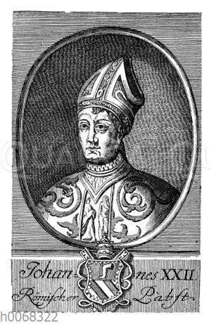 Papst Johannes XXII.