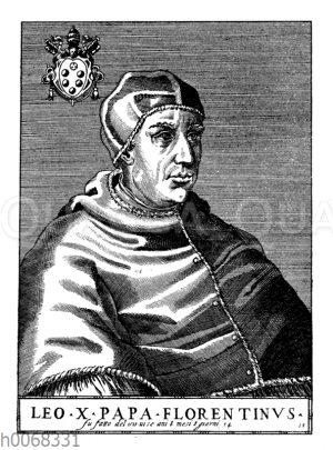 Papst Leo X.