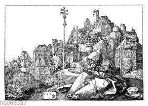 Albrecht Dürer: Der Eremit