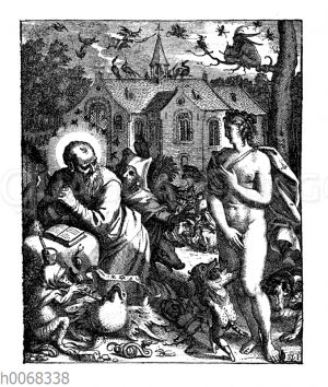 Die Versuchung des Heiligen Antonius