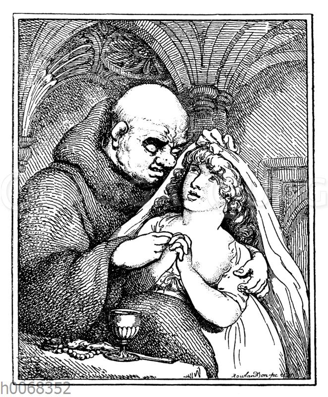 Rowlandsen: Mönch und Beichtkind