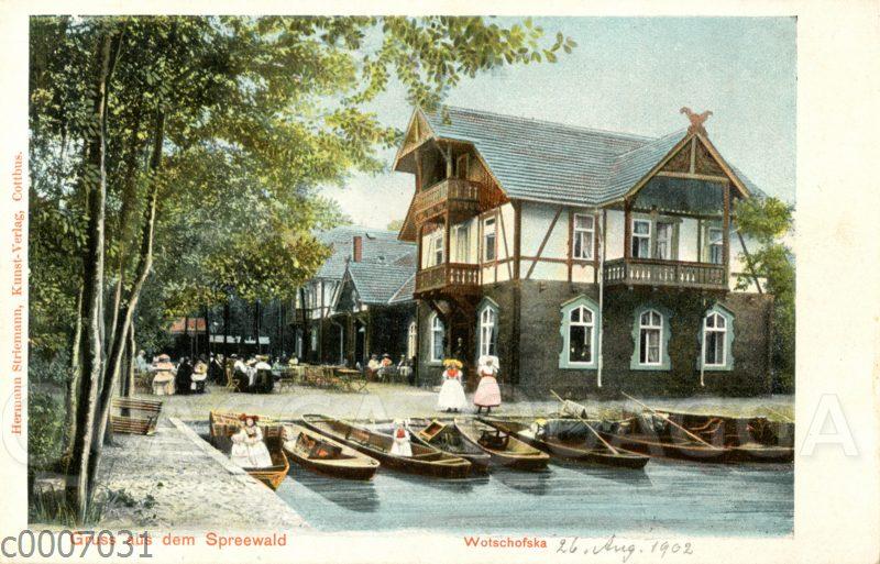 Spreewald: Gaststätte Wotschofska