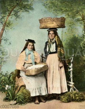 Teneriffa: Waschfrauen