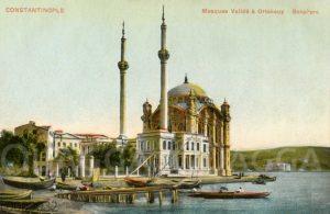 Konstantinopel: Ortaköy-Moschee