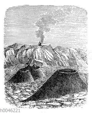 Vulkane, Vulkanismus