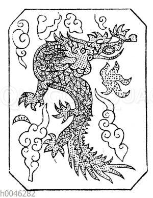 Wappen von China