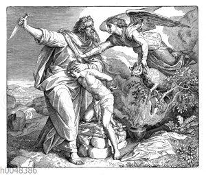 Aufopferung Isaaks