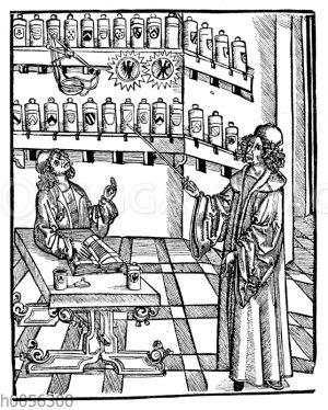 Pharmazeutischer Unterricht