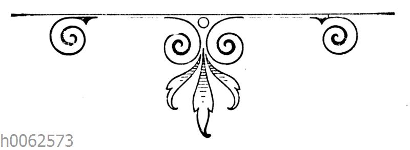 Ornament: Kapitelabschlussvignette