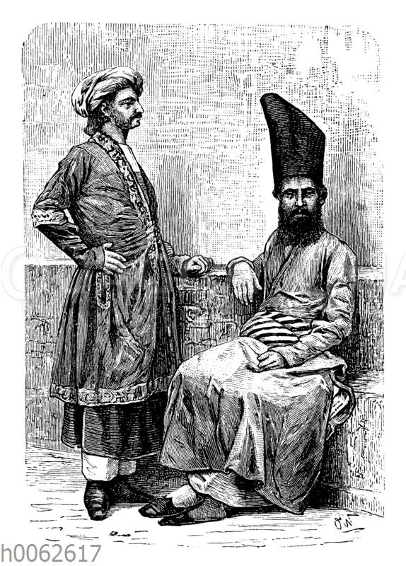 Persische Kaufleute