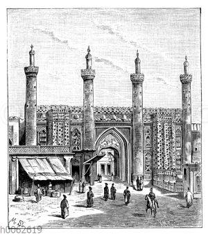 Tor in Teheran
