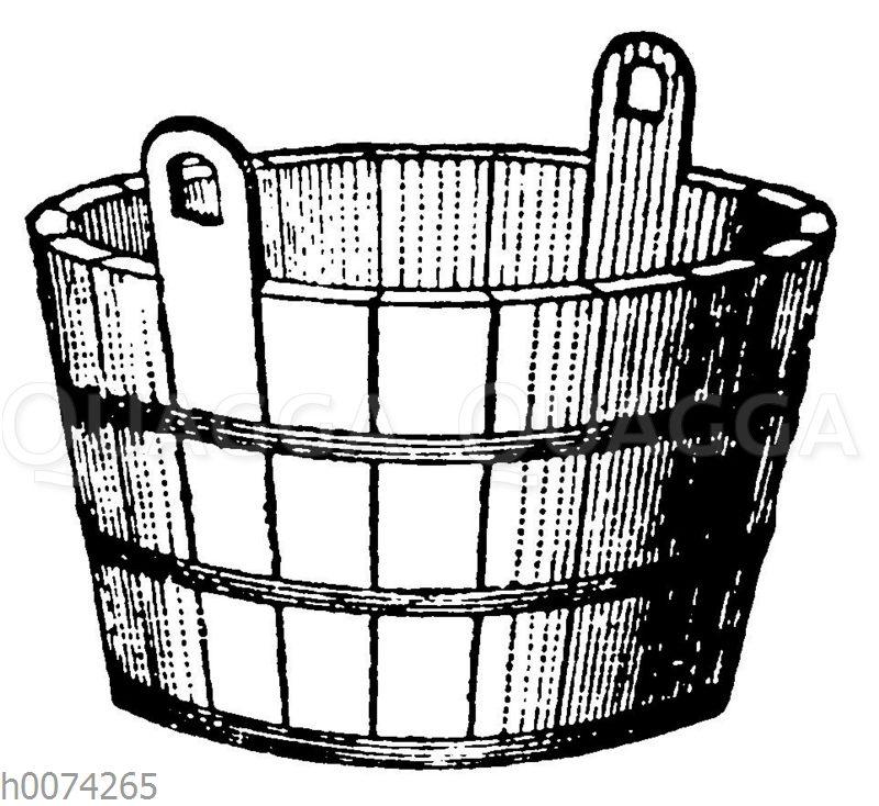 Wäschefass