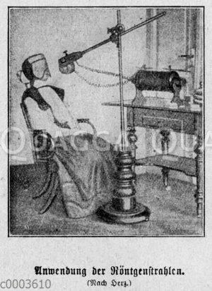 Wilhelm Conrad Röntgen entdeckt die Röntgenstrahlung, 125. Jahrestag (1895)