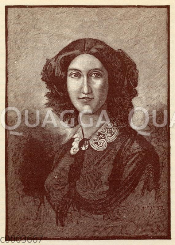 Johanna von Bismarck (1824-1894)