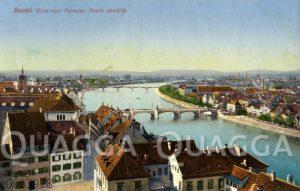 Basel: Blick vom Münster