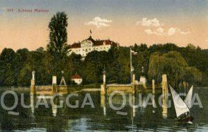 Schloss Mainau auf der Insel Mainau im Bodensee