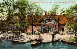 Spreewald: Gasthaus zum fröhlichen Hecht in Lehde
