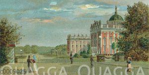 Potsdam: Sommerresidenz des Kaisers