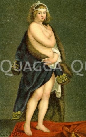 Peter Paul Rubens: Das Pelzchen