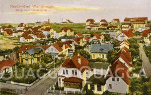 Nordseebad Wangerooge: Blick vom Leuchtturm