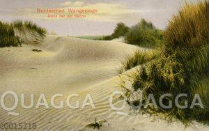 Nordseebad Wangerooge: Düne bei der Saline