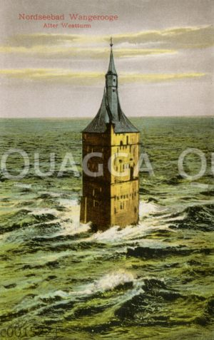 Wangerooge: Alter Westturm
