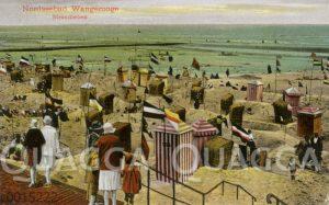 Nordseebad Wangerooge: Strandleben