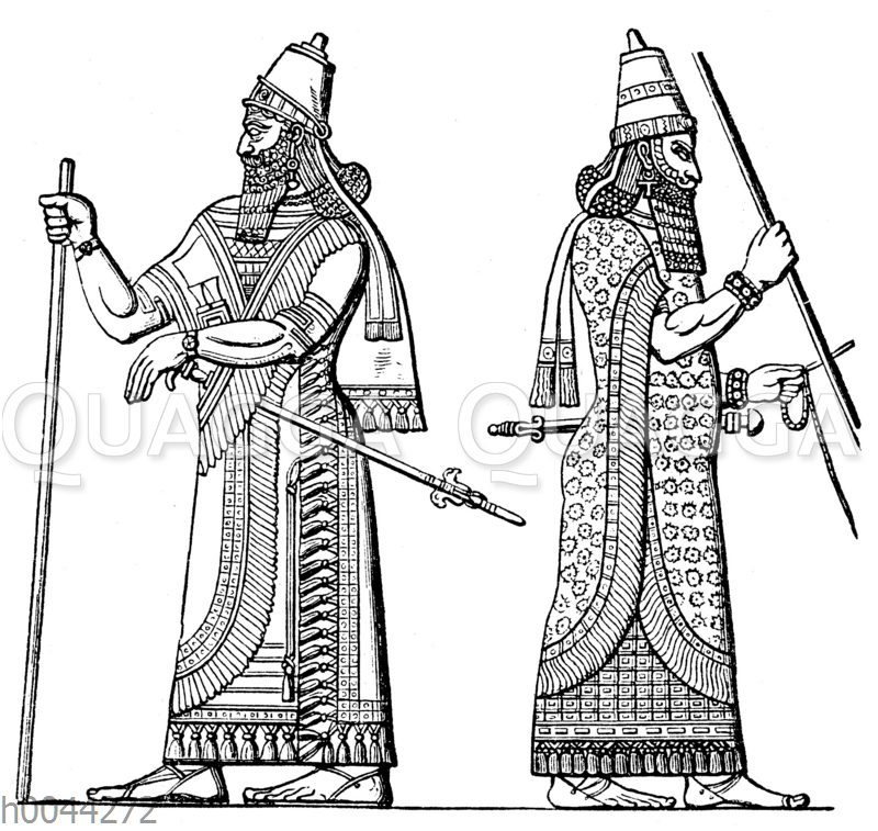 Assyrische Herrscher