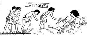Ägyptischer Aufseher (Schreiber)