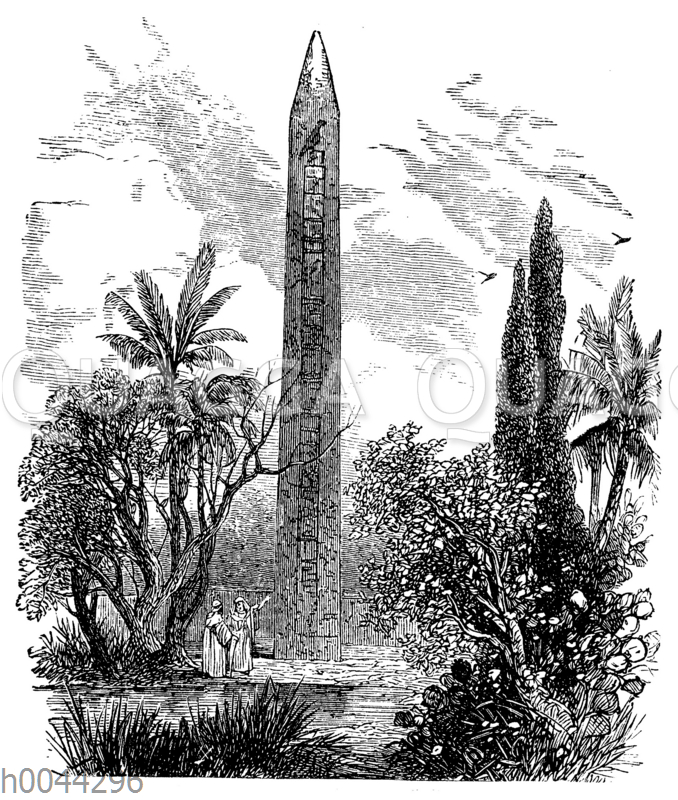 Obelisk in On
