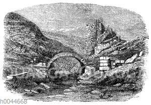 Ruinen von Rabbath Ammon