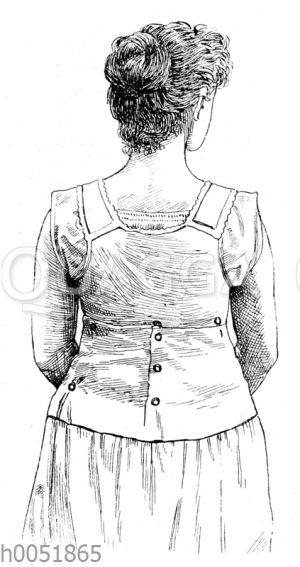 Korsettersatz 'Helene'