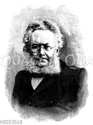 Henrik Ibsen: Porträt