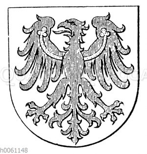 Wappen von Potsdam