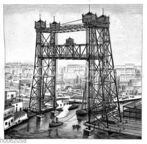 Chicago: Hubbrücke