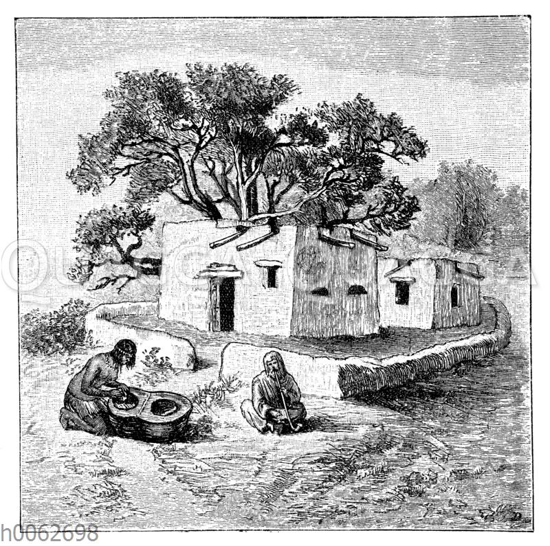 Haus in Sennar